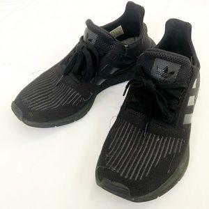 adidas Shoes - Adidas- Swift Run Sneakers Black